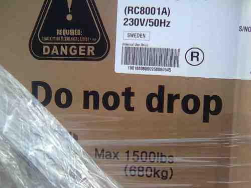 Ett varningen ord